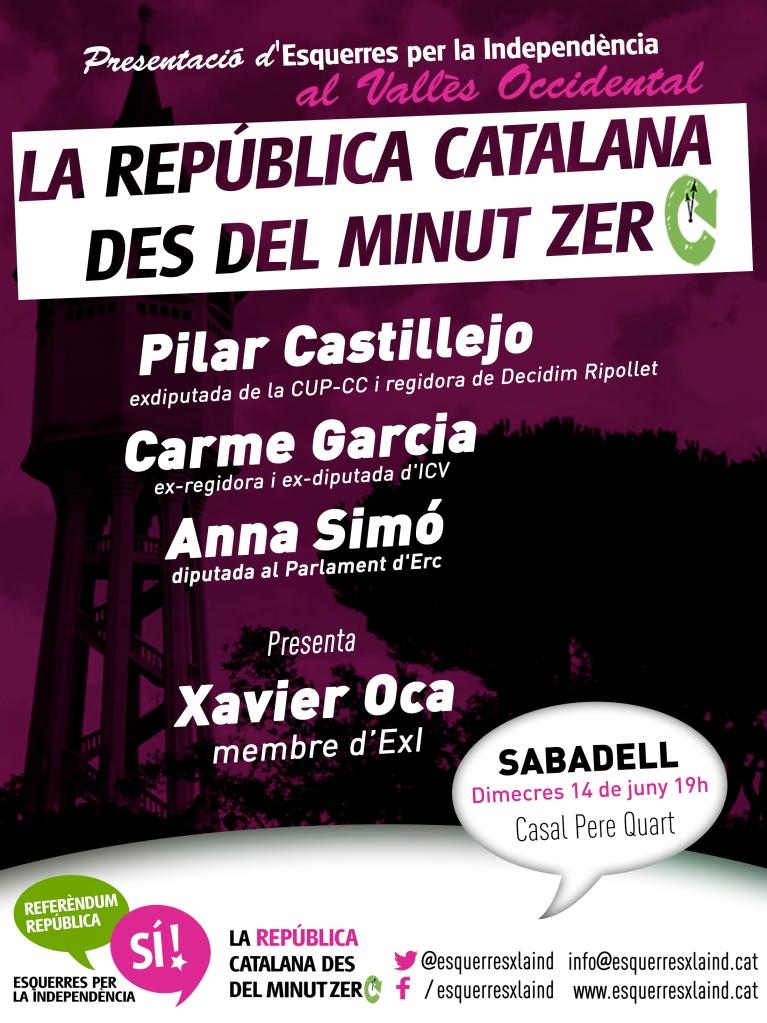 14juny ExI a Sabadell